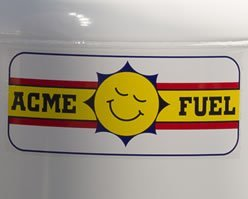 Acme Propane Tank - Easy Swap or Switch Providers