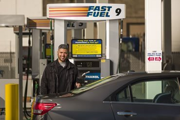 Regular & No Ethanol Gasoline, Premium & Off Road Diesel