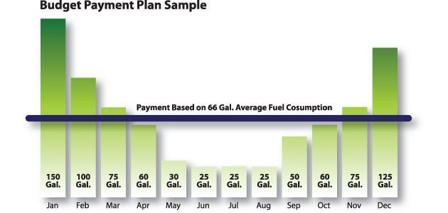 Annual Fuel Budget Plan Sample - Acme Fuel
