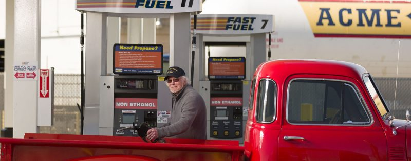acme-banner-fuel-red-truck