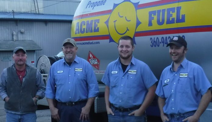Acme Fuel Delivery Drivers