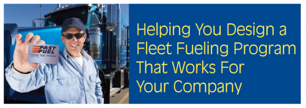 Fast Fuel Business and Fleet Fueling Card Benefits